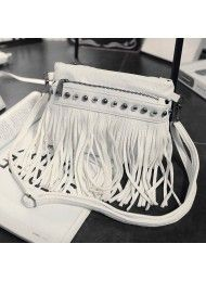 P912-WHITE Material : PU leather Height: 17cm Length: 22cm Depth: 5cm Bag Mouth: Zipper Long Strap: Yes 0.5 kg  ..