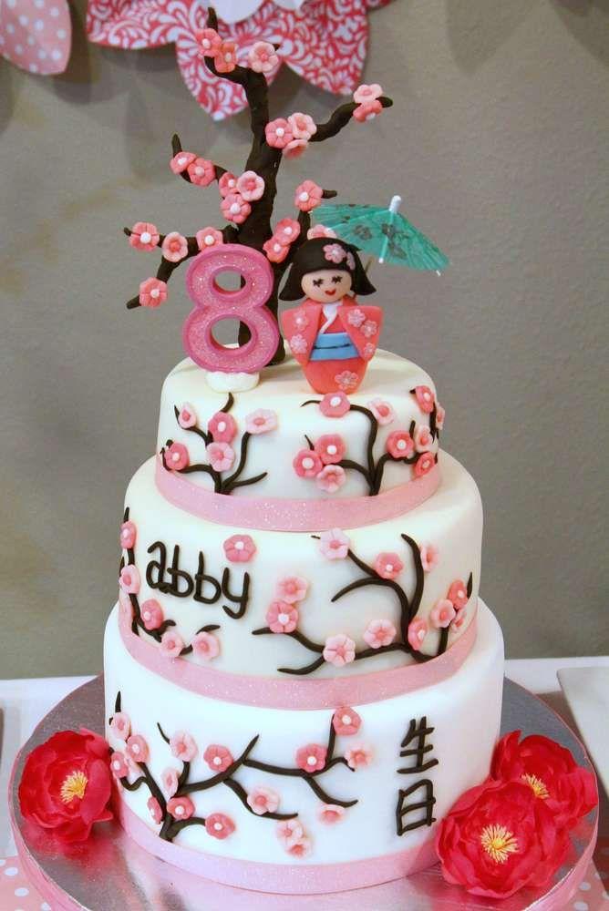 39 Best 18 Ciasteczka Images On Pinterest Japanese Party Cherry