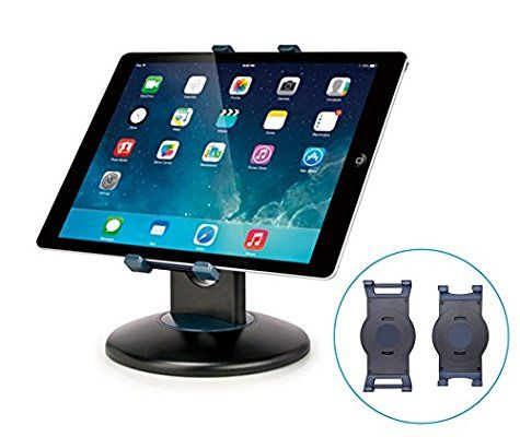 AIDATA Desktop/Tabletop Adjustable Tablet Stand - 360 Rotating, Retail Kiosk iPad Stand with Swivel Design for Store POS, Fits All iPad Models and Most 6-13 Inch Tablets: Amazon.ca: Electronics