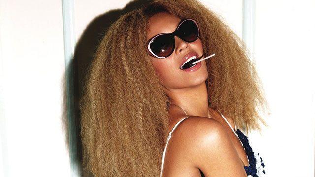 Beyonce  Bday big hair or nah?