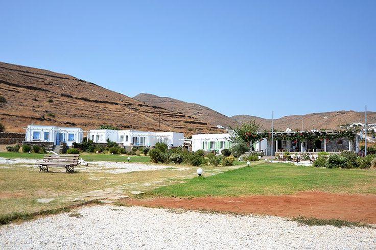 Guardiero Hotel In Kythnos Island