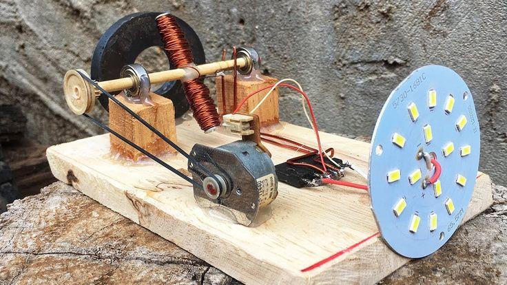 Free energy kit 100 working new self running generator