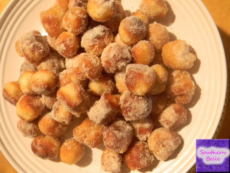 Southern Belle: Homemade Donuts Recipe