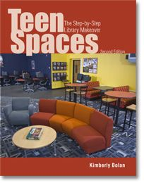 This book looks like a great resource for creating a teen space in your library!