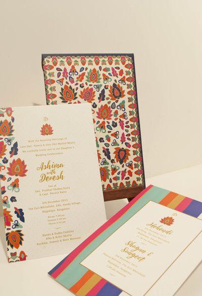 391 best wedding invites images on pinterest indian bridal kashimiri inspired wedding artsydesignco stopboris Choice Image