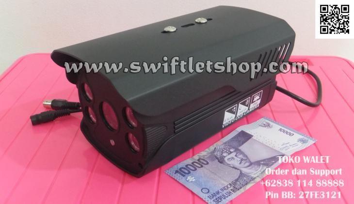 Camera CCTV SSC-SC1-612, 1/3 Sony 650 TVL, IR 80m, Lens 12mm