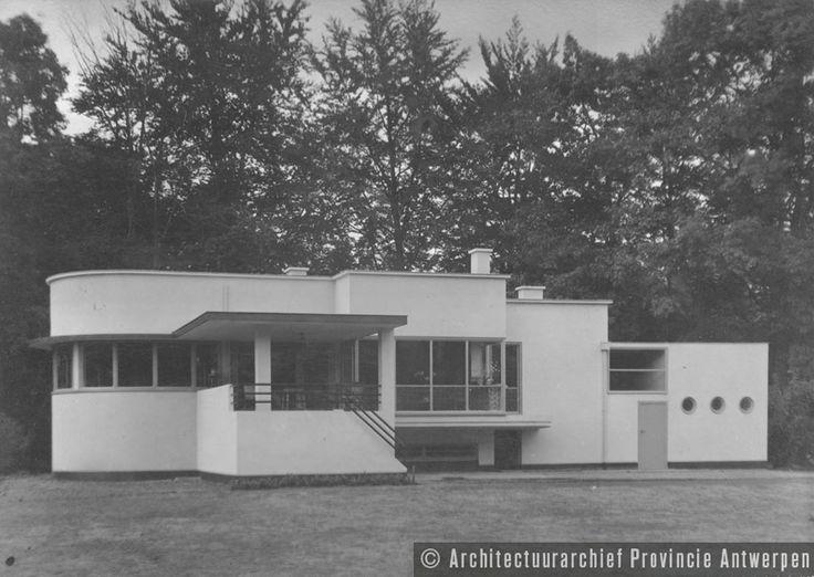 102 best architectuurarchief provincie antwerpen images on pinterest photo credit the website - Deco moderne woning ...