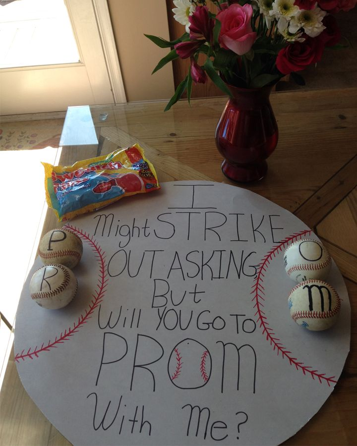Super Creative Promposals!