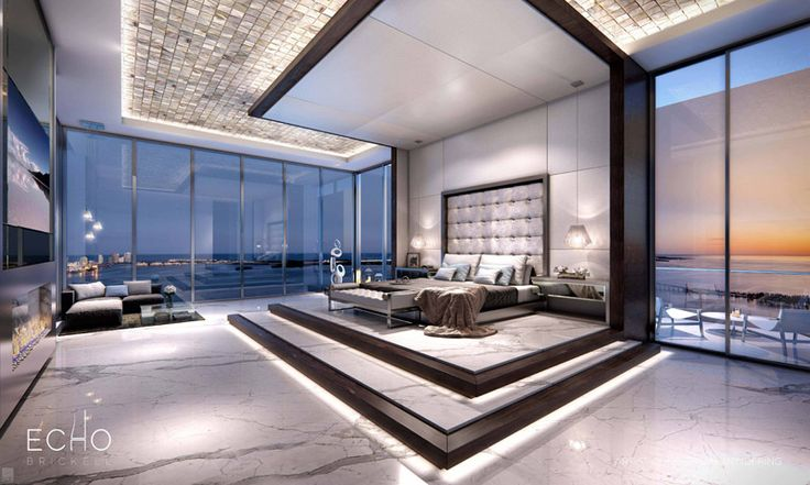 5 Stunning Miami Beach Penthouses With Pool | Architecture & Design