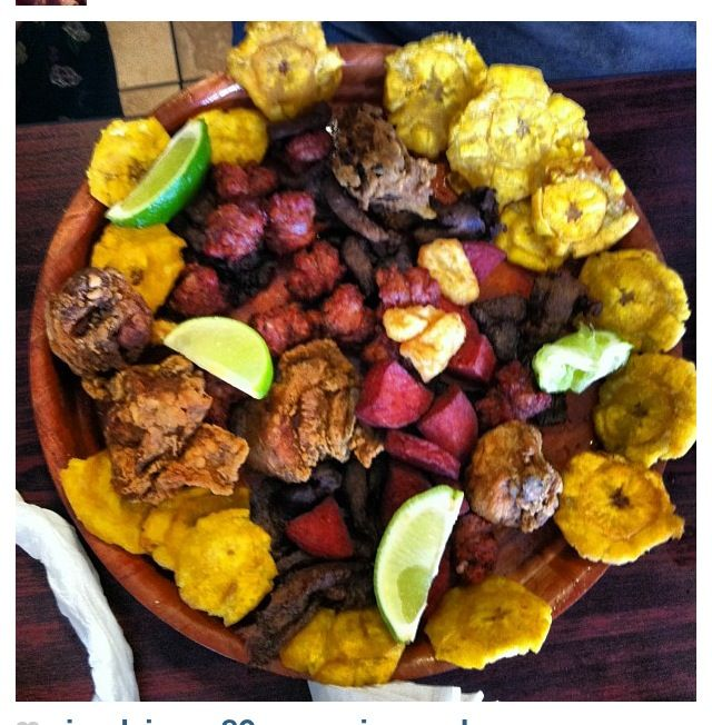 1000 images about cocina dominicana on pinterest for Cocina dominicana