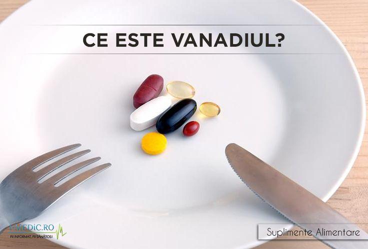 In primul rand vanadiul este necesar dezvoltarii si cresterii sanatoase a dintilor si sistemului osos, precum si in metabolizarea carbohidratilor la nivelul organismului. Medicii specialisti considera ca vanadiumul este necesar pentru mentinerea scazuta a nivelului de colesterol si lipide din sange. http://www.i-medic.ro/diete/suplimente/ce-este-vanadiul