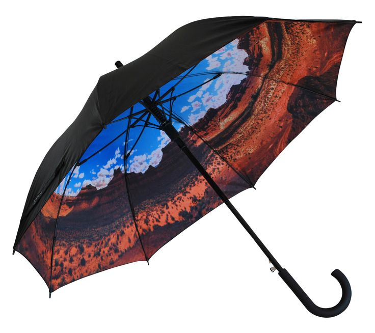 'Desert Dreaming' Classic Umbrella | Where I'd Rather Be | http://www.whereidratherbe.co.uk/products/desert-dreaming-classic-umbrella