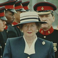 Maggie Thatcher - controversial policies but her background and the fact that she still remains the only female Prime Minister makes her inspirational to all women, regardless of political opinion.