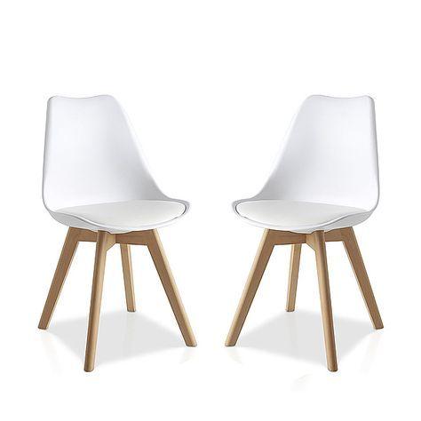 27 best sillas de comedor images on pinterest for Sillas estilo nordico baratas