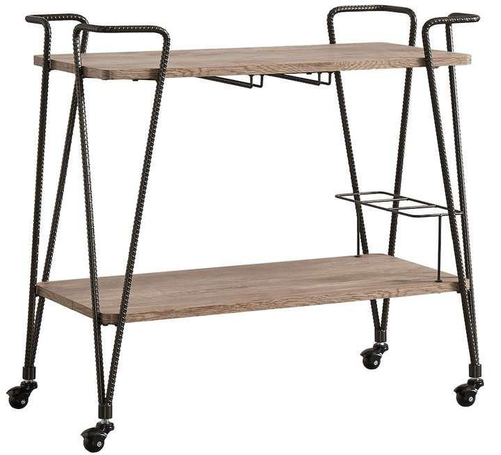 Best 25+ Rustic bar carts ideas on Pinterest   Radio ...