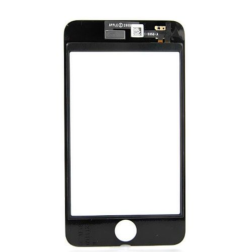 Grade A Quality iPod Touch 2 Digitizer   Kit Includes: •1 Replacement iPod Touch 2 Digitizer  •1 Set of Replacement Adhesive
