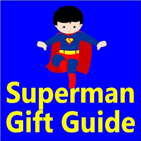 Find lots and lots of fun Superman gift ideas for Christmas or your favorite superhero's birthday with this Superman gift guide. You'll fin...