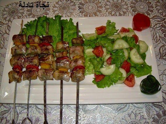 قضبان السردين - موقع بسمة، كل مايهم المرأة من أطباق و وصفات و معلومات