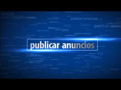 Anuncio gratis| Poner anuncio gratis en internet, anunciar mis articulos... http://www.pontuanuncio.es Poner anuncios gratis en internet