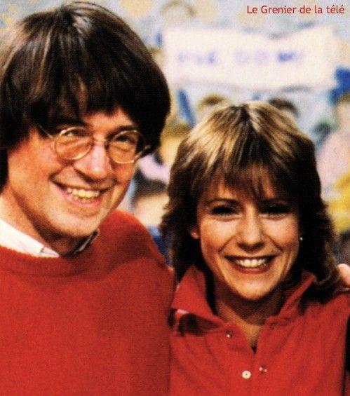 Cabu et Dorothée, en 1979