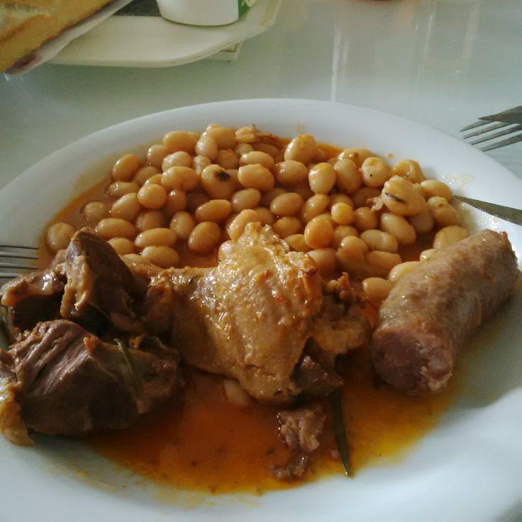 Cassoulet, cuisiné par belle-maman