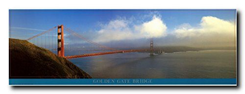Misty Morning At Golden Gate Bridge San Francisco Wall De... https://www.amazon.com/dp/B00L56HAD8/ref=cm_sw_r_pi_dp_x_qGfGybQBSXW4Y