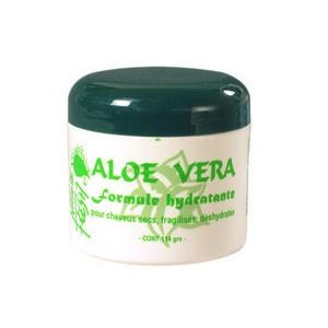 Brillantine à l'Aloe Vera    Conçue pour les cheveux secs, fragilisés et déshydratés. Assouplit et revitalise la fibre capillaire, facilite la coiffure et donne de l'éclat.