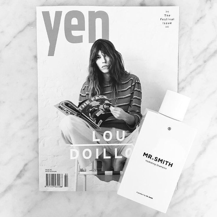 """Yen Issue 80 p.14: """"Believe all shampoo is created equal? Good god man. What kind of fool are you? Mr. Smith haircare gets points for being made locally from native botanicals and essential oils containing no SLS or parabens and not testing on animals. We salute you."""" @yenmag @curatedcontrol #mrsmithhair #styleandsubstance #yenmag by mrsmithhair"""