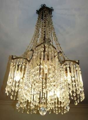 208 best Chandeliers............... images on Pinterest | Crystal ...