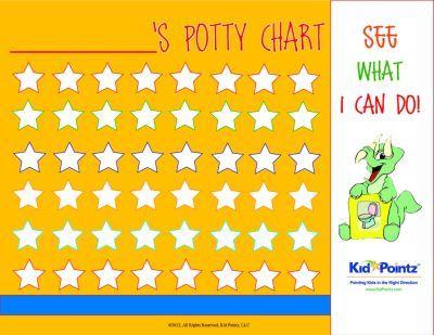 ... Potty Training Charts on Pinterest | Free printable, Kid and Training