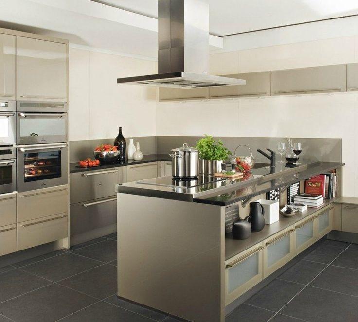 Islas De Cocinas Modernas. Awesome Cocinas Integrales Modernas Y ...