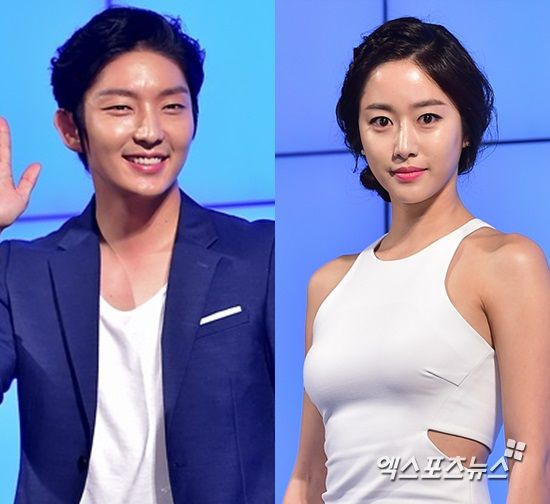 """Actor Lee Joon Gi was recently mentioned in another dating rumor with actress Jeon Hye Bin! On April 4, their agency Namoo Actors stated, """"After hearing ab"""