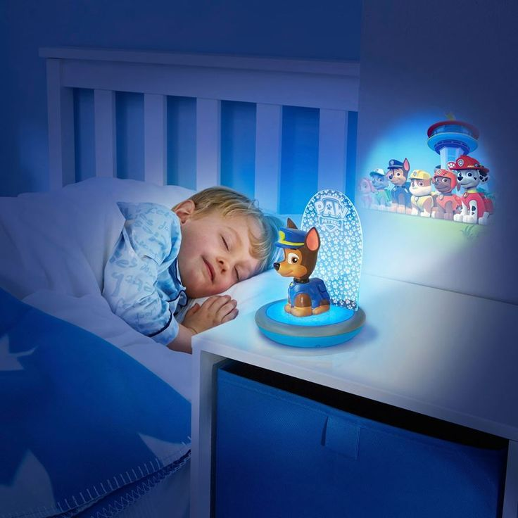 Banish boring bedtimes and switch on the magic with the Paw Patrol GoGlow Magic Night Light. This 3 in 1 magic night light, torch and projector makes bedtime fun with the help of one of their favourite rescue pups–Chase!Place Chase on the base and he magically illuminates the night light, making it change colours and project a colourful scene on the wall. When you lift him off the base, he transforms into a character torch for bedtime reading. Little ones will love seeing how Chase uses his…