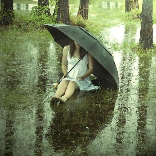The April's in her eyes, it is love's spring,   And these the showers to bring it on.