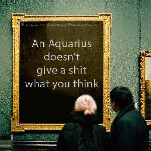 Look at it! #aquarius