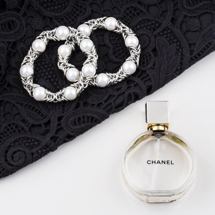 The perfect pair - Keep it classy with @migliodesignerjewellery & @chanelofficial #designerjewellery #perfectpair #madeincapetown #fashion #perfume #glamour