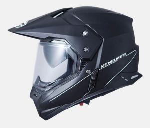 Importadora Imoto S.A. - MT Helmets SYNCHRONY/ DUO SPORT NEGRO MATE