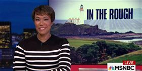 Joy Reid reports on the hundreds of millions of dollars in cash invested in Donald Trump's golf courses and notes that Eric Trump once explained that the source for that money was Russia, though his remarks were later denied.
