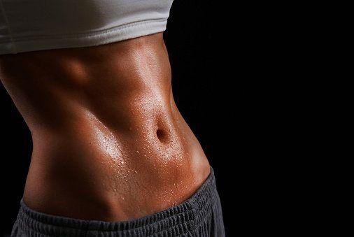 Spodní část břicha patří především u žen k jedné z nejvíce problematických partií.