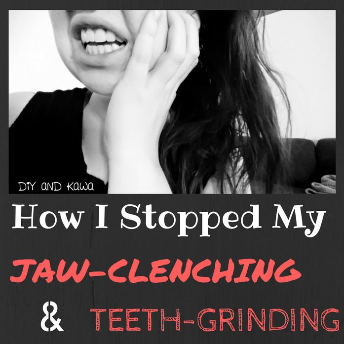 Do you have Bruxism? Sore jaw, teeth grinding, jaw-clenching, headaches, tooth damage, or all of the above? So did I, until I accidentally found a cure (which btw was NOT a mouth guard)! Read more about it on my website.