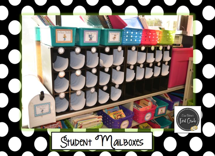 Classroom Mailbox Ideas ~ Best ideas about student mailboxes on pinterest
