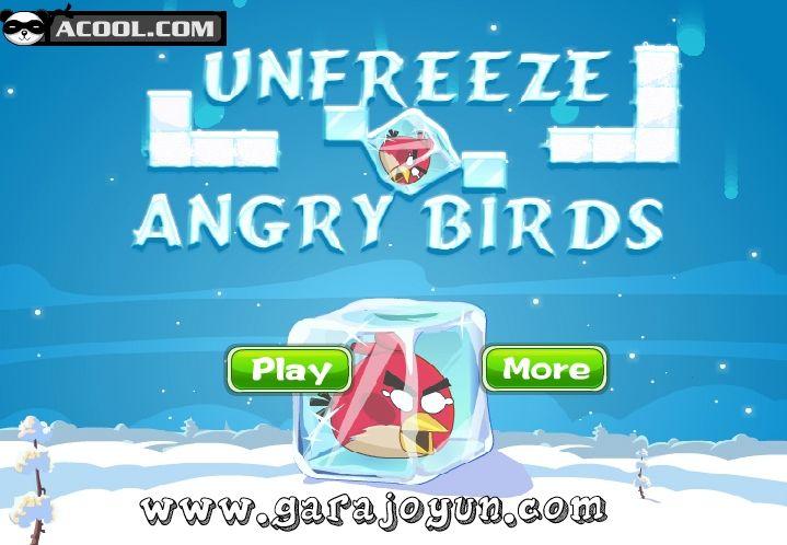 Angry Birds Ice isimli beceri oyunu ile Angry Birds oyunları oynamaya devam ediyoruz.  http://www.garajoyun.com/angry-birds-ice.html