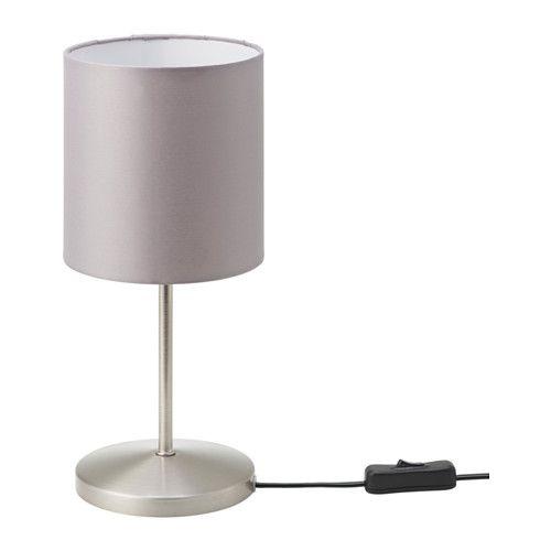 INGARED Tischleuchte IKEA Der Stoffschirm sorgt für gestreutes, dekoratives Licht. 7,99 EUR