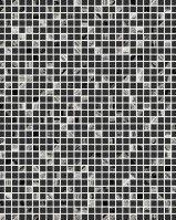 Tapete Graham & Brown Fliesen schwarz weiß 20-144