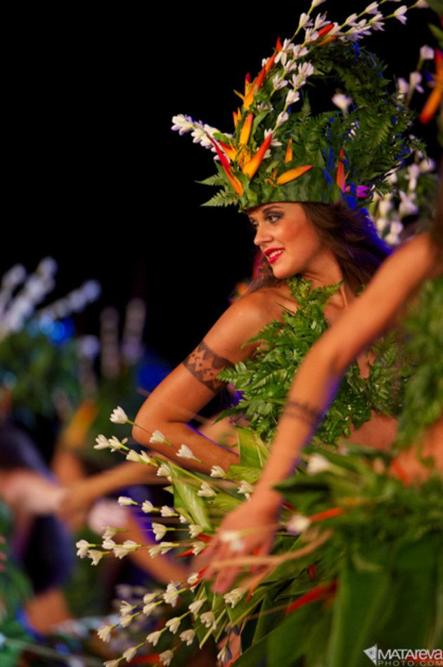 Photos du Heiva - Tahiti Tourisme