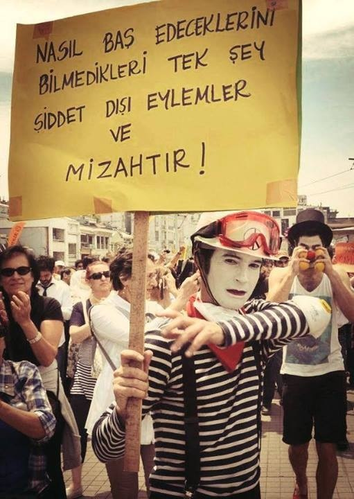 #direngeziparki #occupygezi