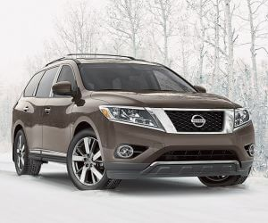2017 Nissan Pathfinder changes, interior, redesign