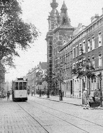 Jacob Catsstraat, 1930 De straat waar ik geboren ben.