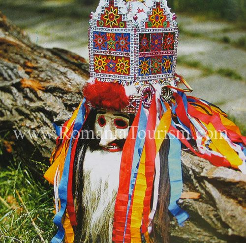 Romanian Arts and Crafts  Romanian Folk Art - Folk Mask