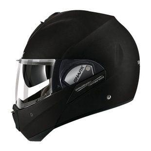 Shark Evoline 3 Helmet, Matte Black